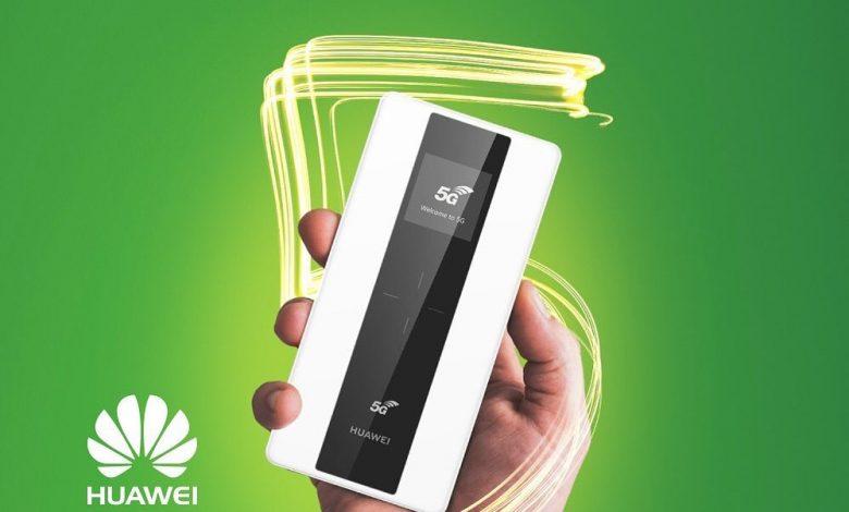 Photo of عرض زين نت  : الإنترنت السريع معك في كل مكان مع راوتر Huawei MiFi 5G المتنقل استمتع بأكبر تغطية 5G في المملكةلمعرفة التفاصيل زور …